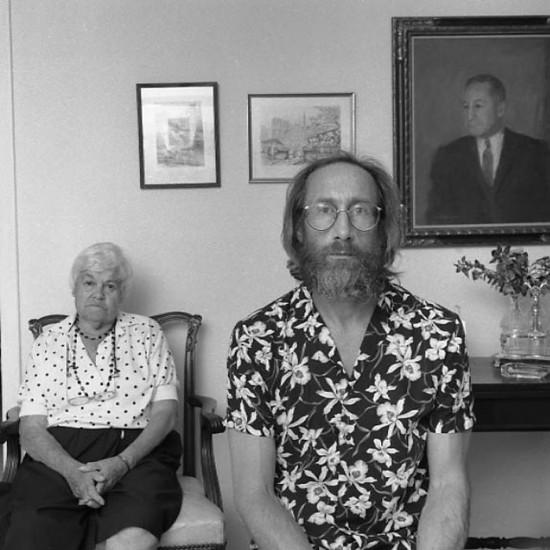 Albert J. Winn, My Life Until Now: Self-Portrait With Mom