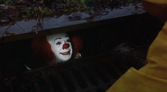 Even Pennywise is coming to listen to our Filthy Dreams' Carnival of Sleaze Playlist