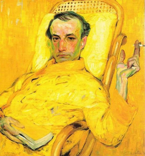 František Kupka, The Yellow Scale, 1907