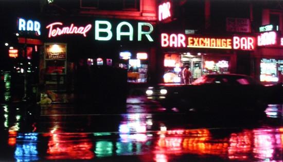 The Terminal Bar as seen in Taxi Driver