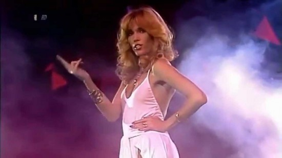 Go down to the Queen of Chinatown with Amanda Lear