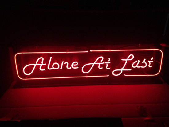 Pat Ivers and Emily Armstrong, Alone At Last, at Howl Happening (all images courtesy of the artists and Howl Happening)