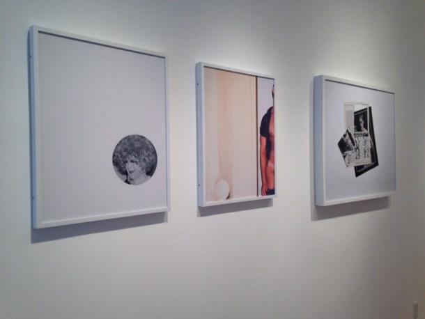 Pacifico Silano, Tear Sheets at Baxter St Camera Club (Installation View)