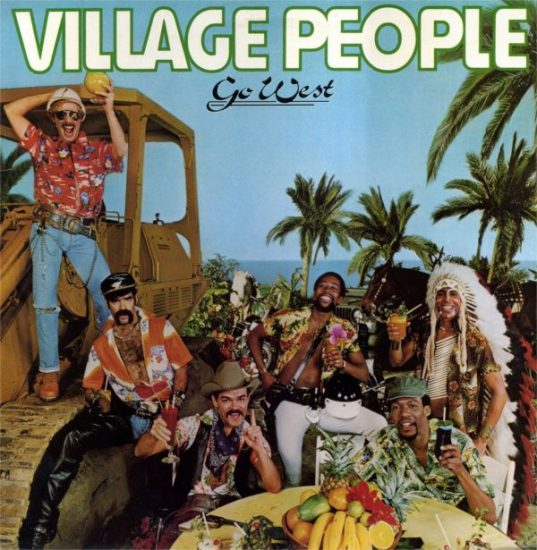 The Village People are ready for vacation!