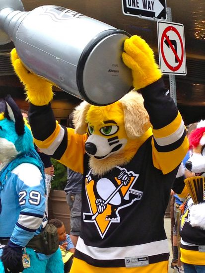 Bringing the Stanley Cup back to the 'burgh