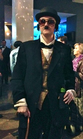 'Charlie Chaplin' Elvis