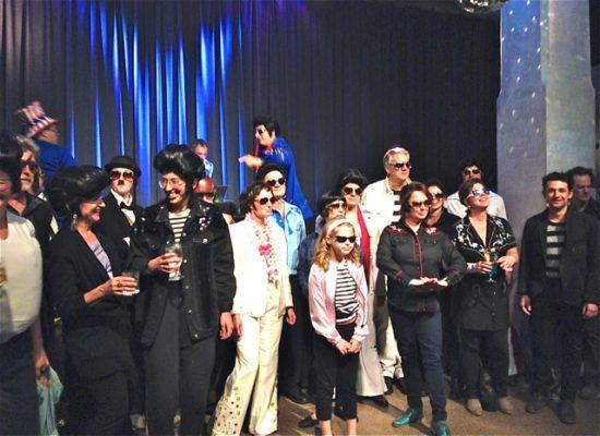 'Elvis' group shot
