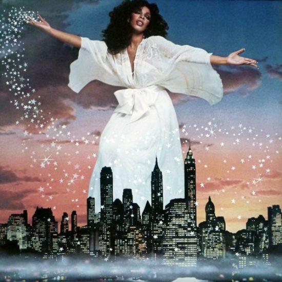 Donna blesses New York
