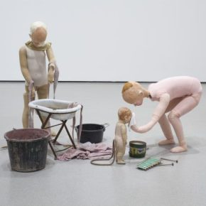 Filthy Dreams's GIF Review: Cathy Wilkes at MoMA PS1