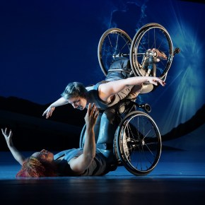 """What Bodies And Whose Stories Do We Primarily Witness Onstage?: Intersectional World-Making With Kinetic Light's """"DESCENT"""""""
