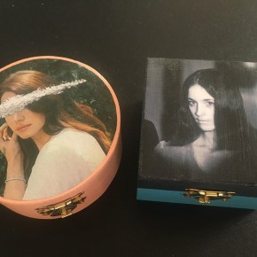 A Shrine To Criminals, Cult Icons And Lana Del Rey: Reviewing My Own Devotional Permanent Collection Exhibition
