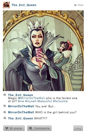 If-Disney-Characters-Took-Selfies2__605