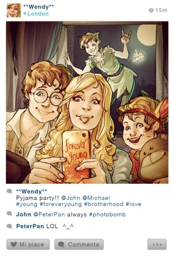 If-Disney-Characters-Took-Selfies3__605