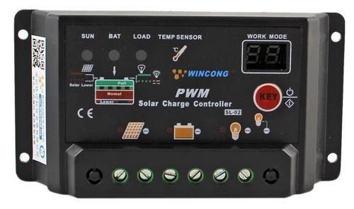 reguladores de corriente de panel
