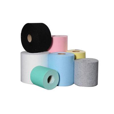 rollos de tejidos filtrantes