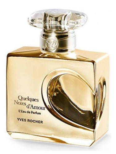 Quelques Notes d'Amour Eau de Parfum Limited Edition Yves ...