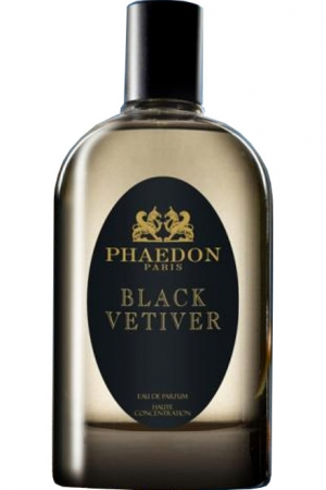 Black Vetiver (via Fragrantica)