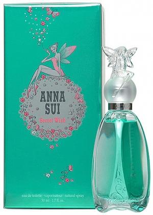 Secret Wish Anna Sui Perfume A Fragrance For Women 2005
