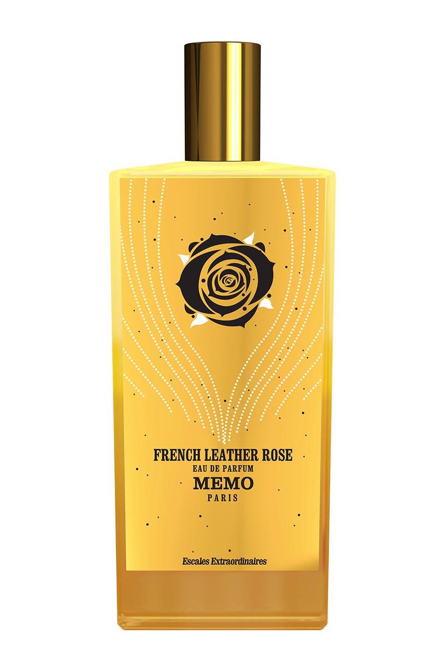 French Leather Rose Memo 香水 - 一款 2016年 新的 中性 香水