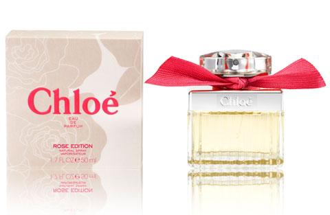 Chloe Rose Edition Chloe perfume a fragrance for women 2011