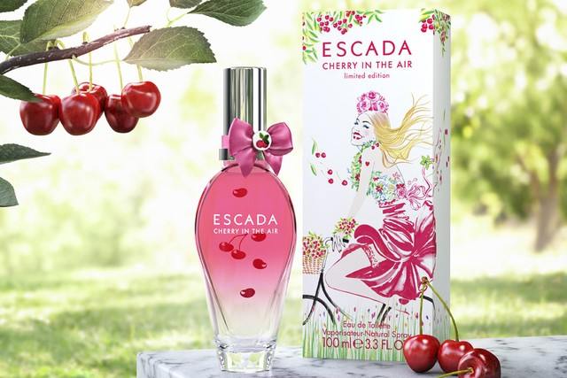 Escada Perfume Cherry Air