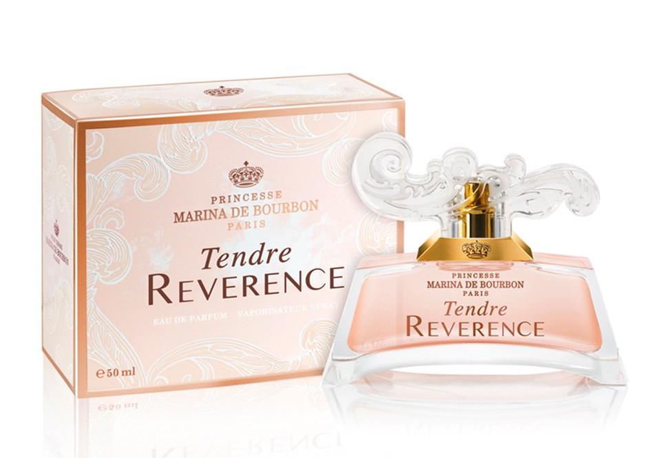 Tendre Reverence Princesse Marina De Bourbon 香水 - 一款 2014年 女用 香水