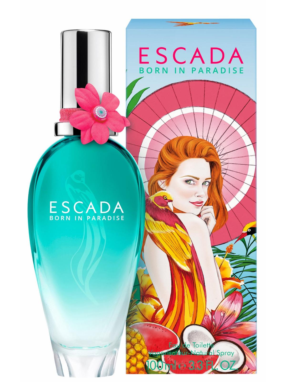 Escada Paradise Perfume