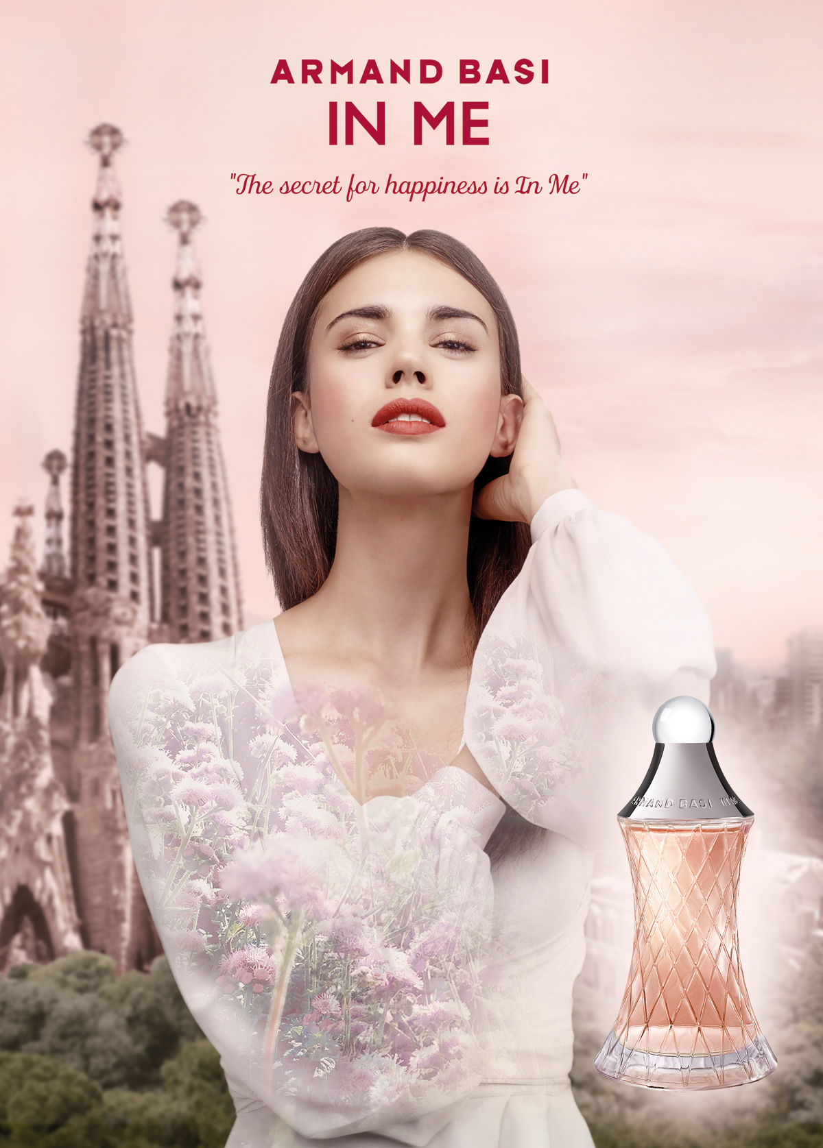 In Me Armand Basi Perfume A New Fragrance For Women 2016