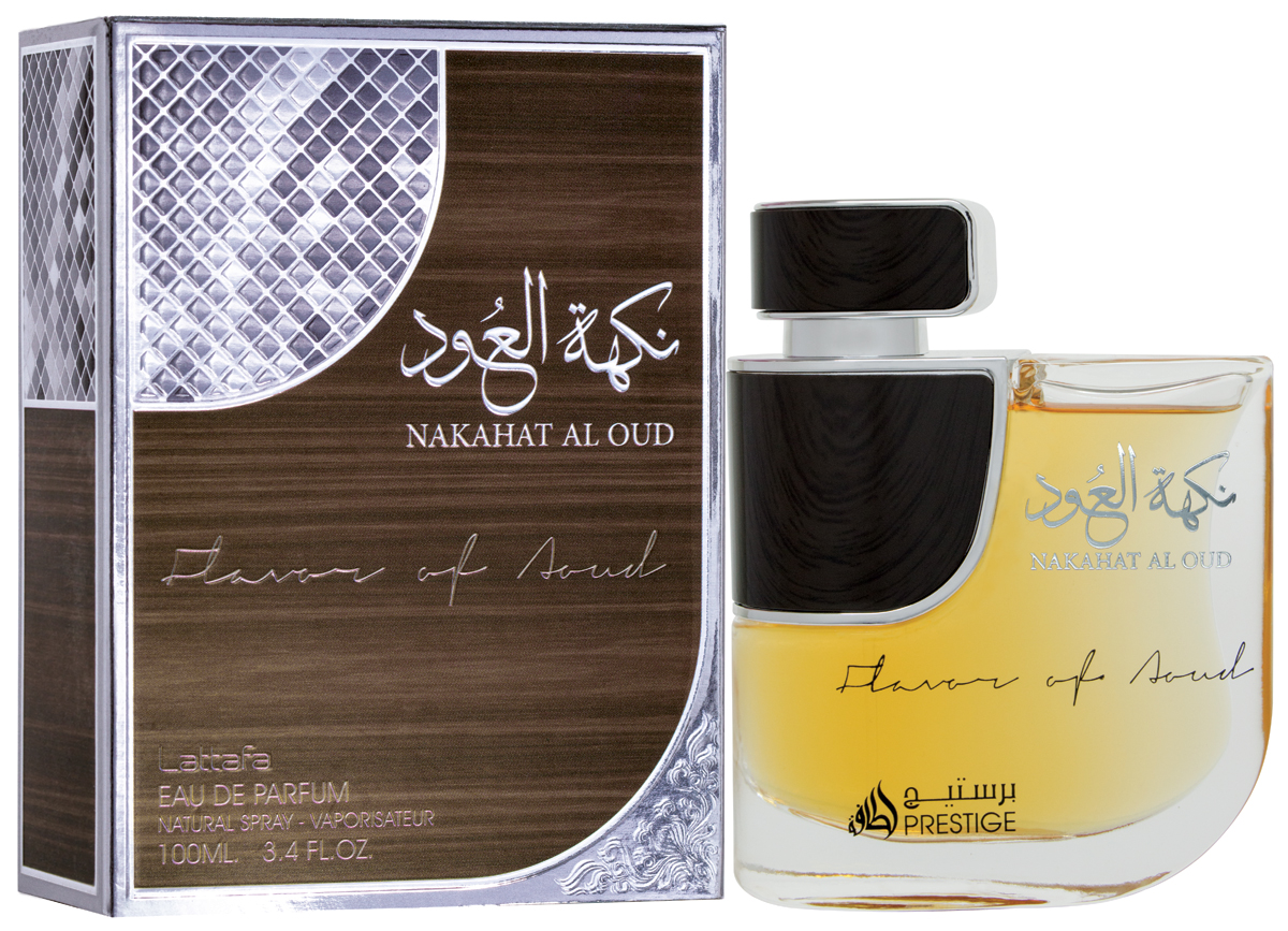 Nakahat Al Oud Lattafa Perfumes Perfume A New Fragrance