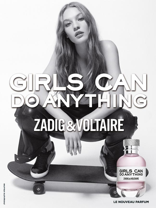 Girls Can Do Anything Zadig Amp Voltaire Parfum Un Nouveau