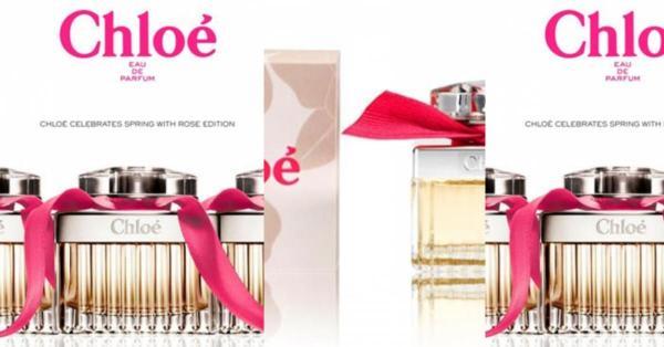 Chloe Rose Edition New Fragrances