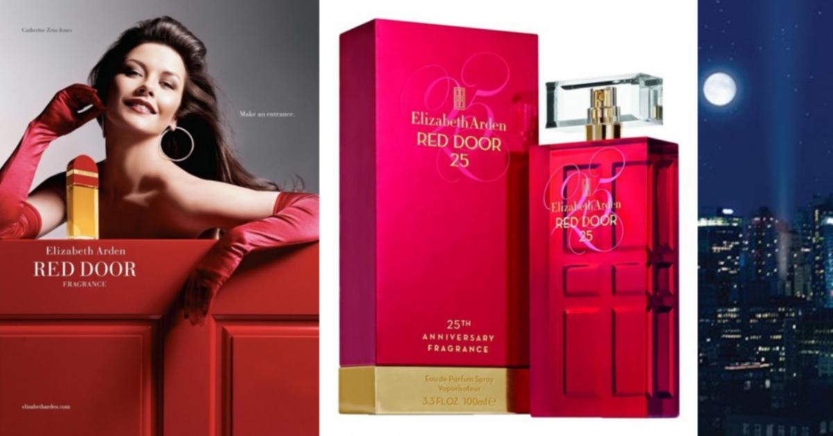 Elizabeth Arden Perfume Red Door