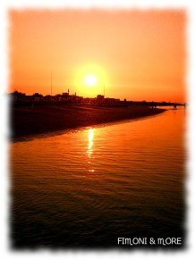 Sonnenaufgang - Bibione