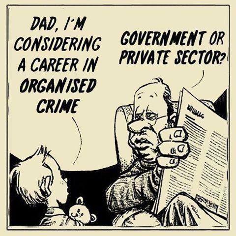 организованная преступность