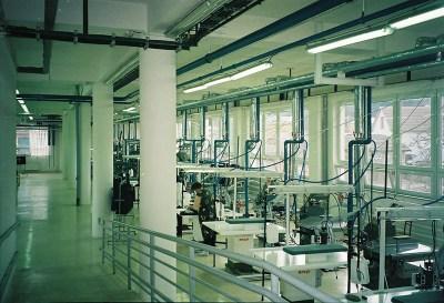 Výrobný areál Accord