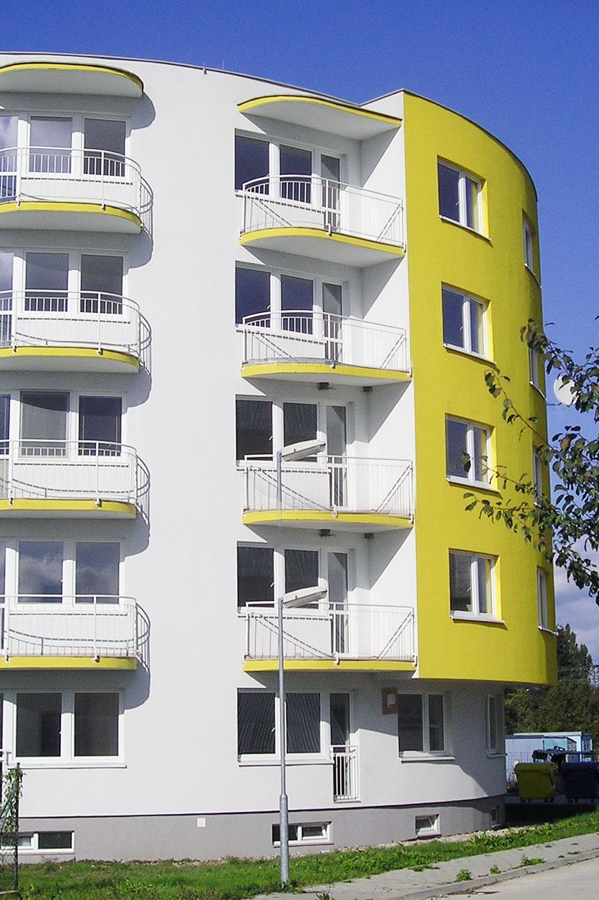 bytový dom Nemšová