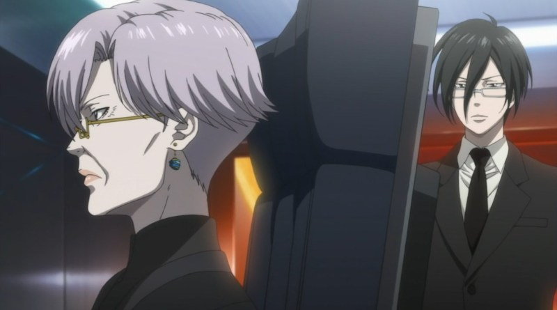 Psycho-Pass Vol.5