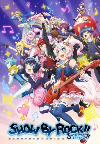 Episodio 3 - Show By Rock!! Stars!!