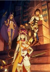 Fate/Grand Order Shinsei Entaku Ryoiki Camelot: Paladin: Agateram