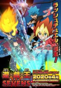 Episodio 35 - Yu-Gi-Oh! Sevens