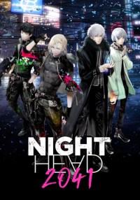 Episodio 2 - Night Head 2041