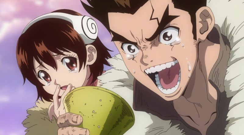 Dr. Stone: The stone wars 03