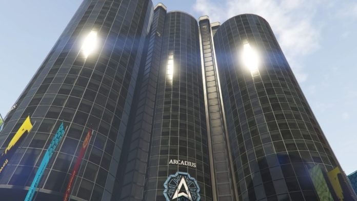 Grand Theft Auto Online Import Export Office Downtown