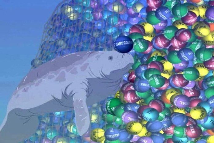 family guy manatee