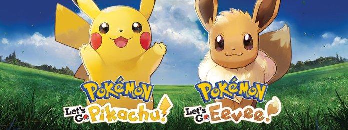 Pokemon Pikachu and Eevee