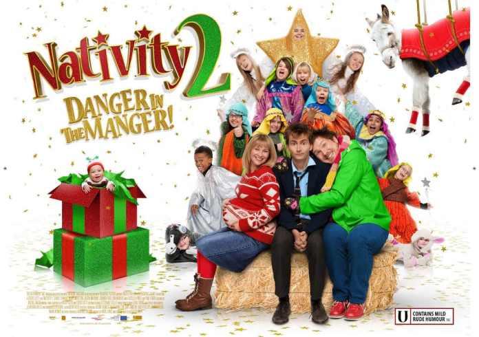 Nativity 2- Danger in the Manger