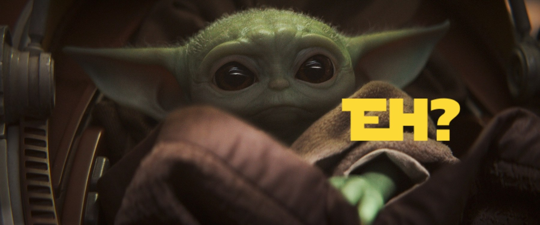 Where does baby yoda come from