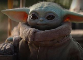 Baby yoda merch