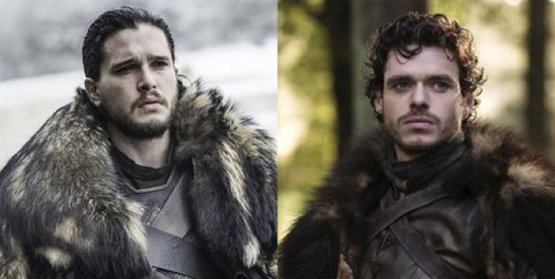 Upcoming MCU superhero movie stars Kit Harrington and Richard Madden