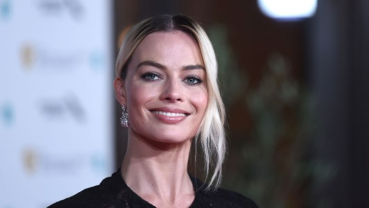 Actress Margot Robbie